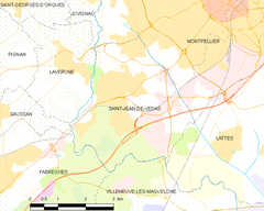 Map commune FR insee code 34270.png