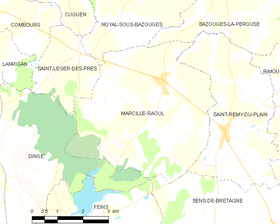Map commune FR insee code 35164.png