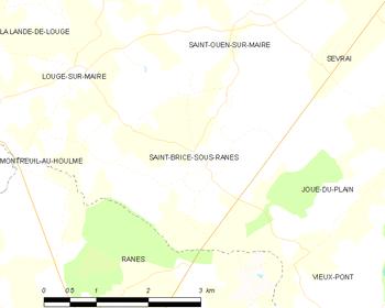 Saint brice sous r nes wikipedia for Code postal st brice