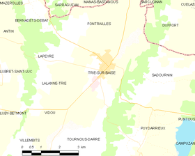 Map commune FR insee code 65452.png