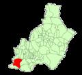 Map of Berja (Almería).png