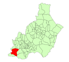 Map of Berja (Almería).png