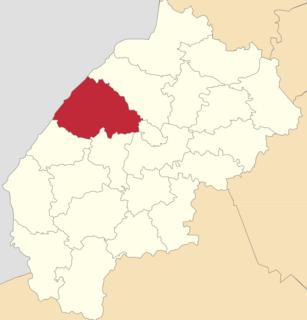 Yavoriv Raion Subdivision of Lviv Oblast, Ukraine