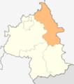Map of Straldzha municipality (Yambol Province).png