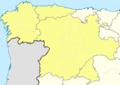 Mapa Segunda División B Grupo I 2012-13.png