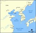Mapa del Mar de Bohai.png