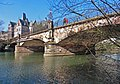 Marburg Weidenhäuser Brücke 2018-02-23 Südseite von SO.jpg