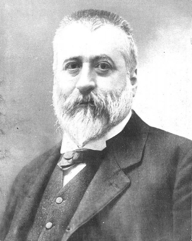 Marcelino Menéndez Pelayo, por Kaulak