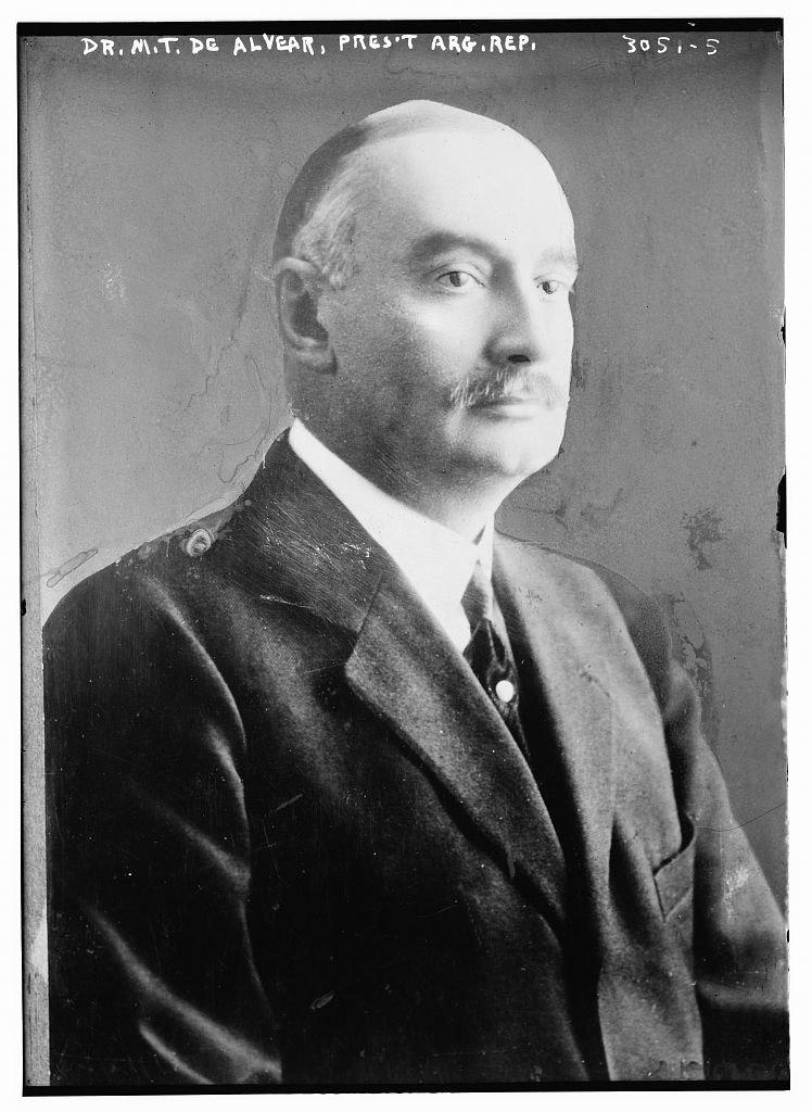 Marcelo T. de Alvear, ca. 1915