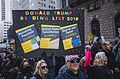 March against Trump, New York City (30862226351).jpg