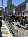 March for Our Lives 24 March 2018 in NYC 10, Central Park West, AMNH, Manhattan.jpg