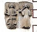 Maria Gail Pfarrkirche Suedseite aussen Engel des Weltgerichts 12012008 31.jpg