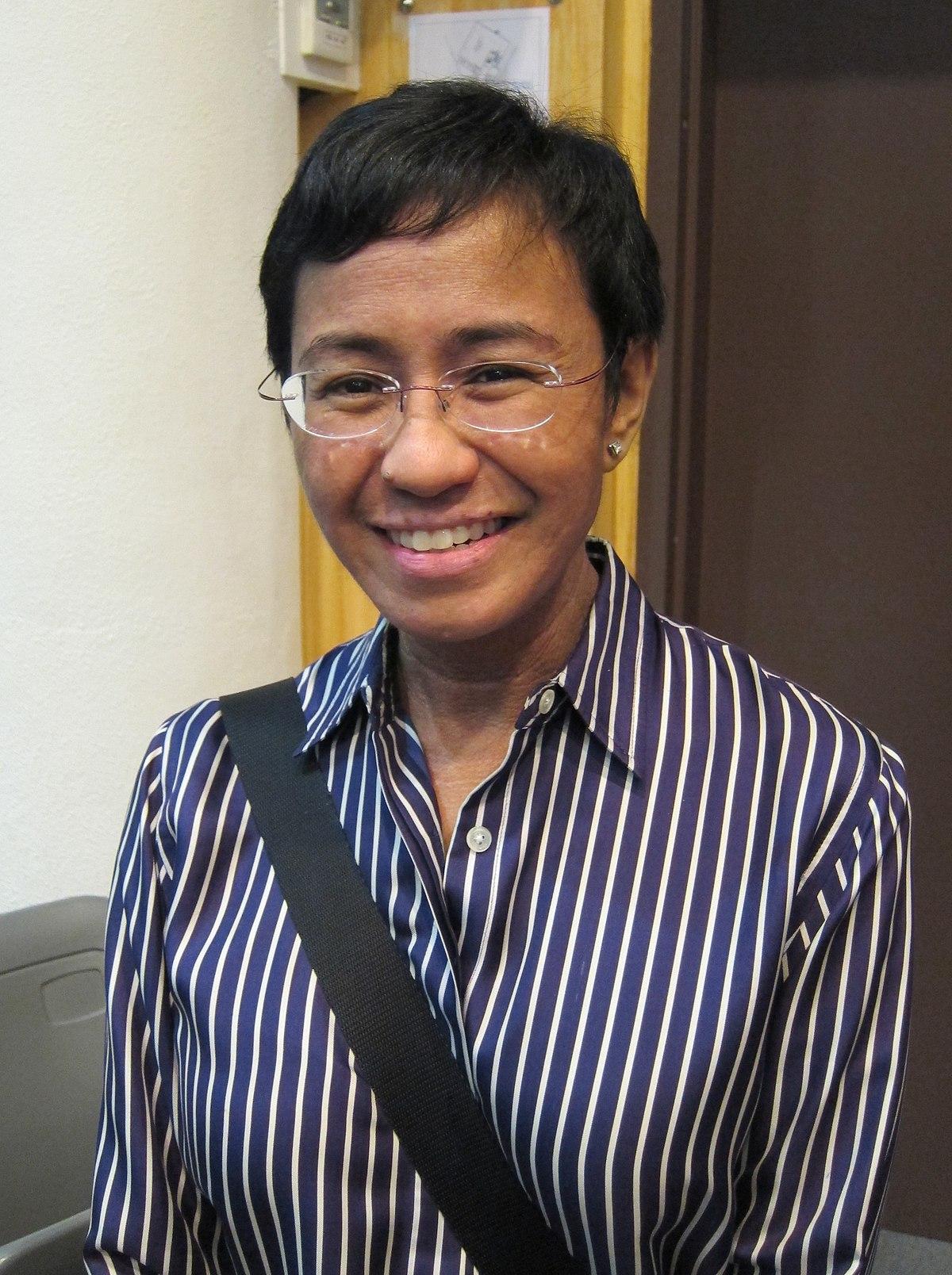 Maria Ressa - Wikipedia