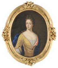 Maria Svart, 1647-1701, g. von der Osten Sacken