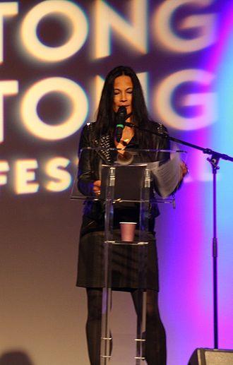 Marion Bloem - Image: Marion Bloem @ Tong Tong Festival 2013 01