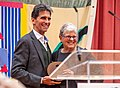 Mark Leno and Leslie Ewing 20191201-8584.jpg
