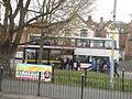 Market Street, Bromsgrove - First Midland Red bus - route 144 to Birmingham (8649132255).jpg