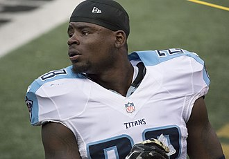 Marqueston Huff - Huff with the Tennessee Titans in 2014