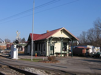 Mars, Pennsylvania - Mars Station, Pennsylvania