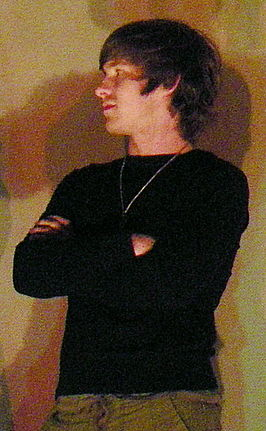Marshall Allman in 2009