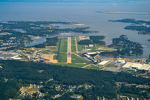 Martin State Airport - Image: Martin State Airport
