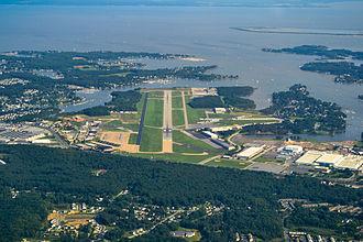 Martin State Airport - Image: Martin State Airport