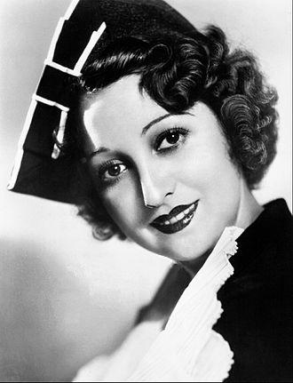 Mary Livingstone - Mary Livingstone, 1935