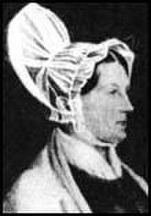 Mary Lloyd (abolitionist) - Image: Mary Lloyd 1865