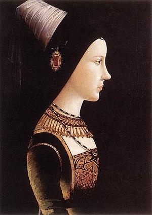 María de Borgoña