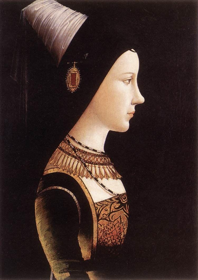 Mary of burgundy pocher