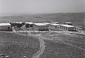 Gush Etzion - Kibbutz Masu'ot Yitzhak, May 1947