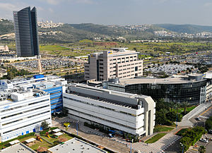 Silicon Wadi - Matam High-Tech park in Haifa