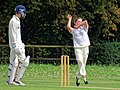 Matching Green CC v. Bishop's Stortford CC at Matching Green, Essex, England 07.jpg
