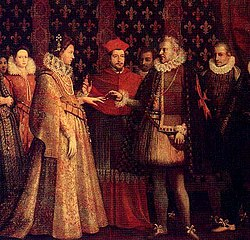 Wedding of Maria de Medici and Henry IV of France