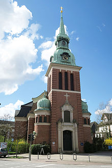 matth uskirche hamburg wikipedia. Black Bedroom Furniture Sets. Home Design Ideas