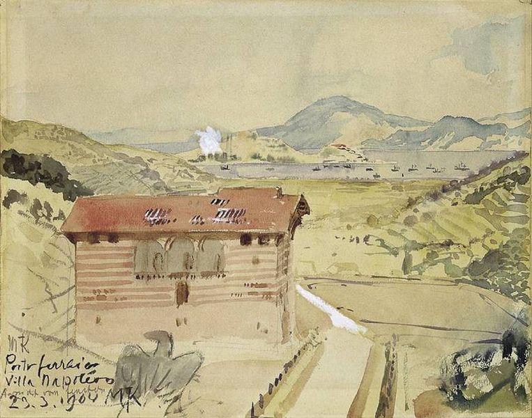 File:Max Klinger Portoferraio Villa Napoleon.jpg