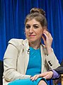 Mayim Bialik and Jim Parsons (Crop).jpg
