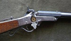 Maynard tape primer - Maynard rifle, tape-primer