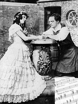 Maytime (musical) - Image: Maytime 1917 1