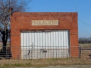 McClanahan, Texas - Image: Mc Clanahan, Texas (2289736343)