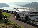 McLoughlin Promenade, overlooking Willamette Falls