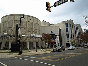 McWane Science Center - An outside picture of McWane Science Center