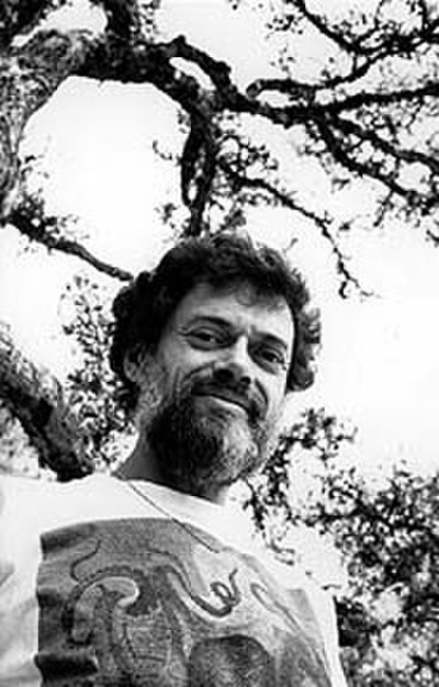 Picture of an author: Terence Mckenna