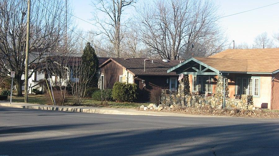 Meeks Avenue Historic District