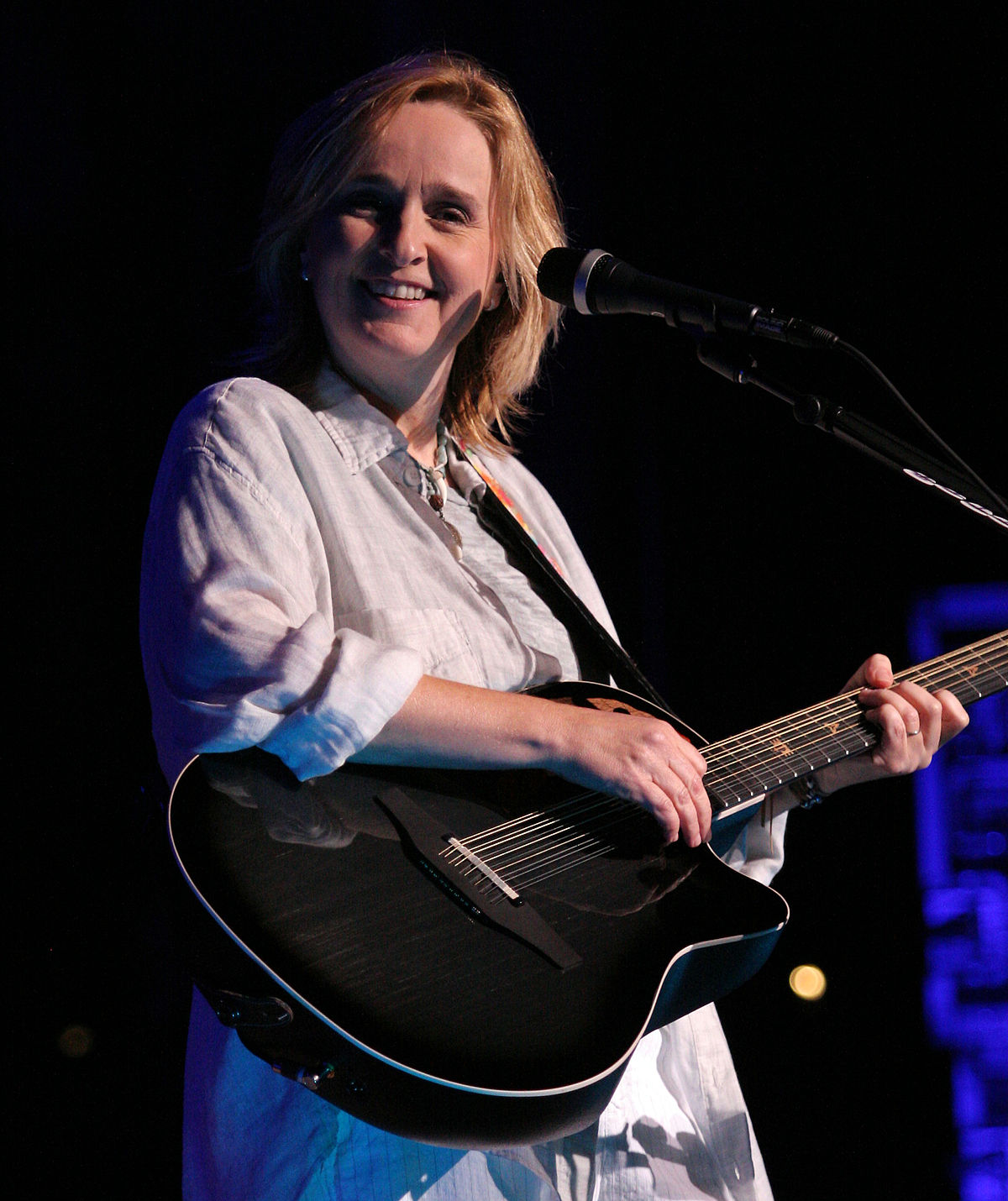 Melissa etheridge guitar
