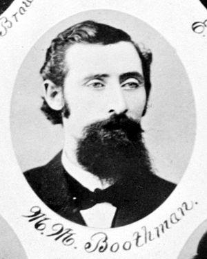 Melvin M. Boothman - Image: Melvin M Boothman