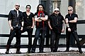 Members of the Romanian band Cargo.jpg