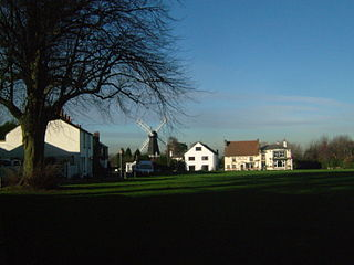 Meopham Human settlement in England