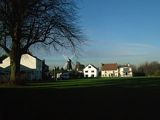 Meopham - Image: Meopham Green 3566