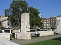 Merchant Navy Memorial, City of London - geograph.org.uk - 63833.jpg